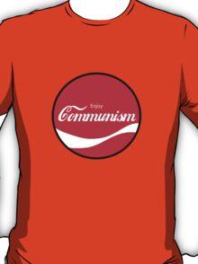Enjoy Communism (b) T-Shirt