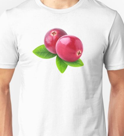Two cranberries Unisex T-Shirt
