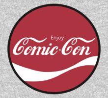 Enjoy Comic Con Kids Clothes