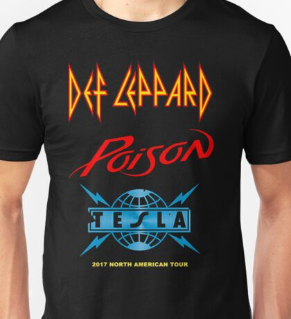 2017 American Tour Def Unisex T-Shirt