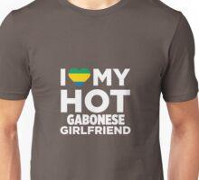 I Love My Hot Gabonese Girlfriend Unisex T-Shirt