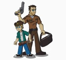 Rick & Carl Grimes Kids Clothes