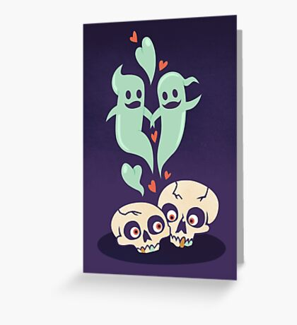 My Boo Greeting Card