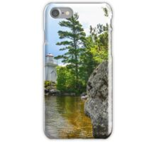 Lakeview Seat iPhone Case/Skin