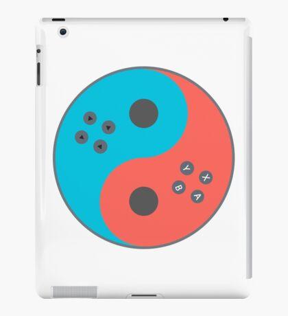 Yin Yang Switch iPad Case/Skin