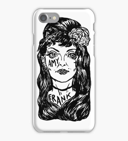 Amy Winehouse iPhone Case/Skin