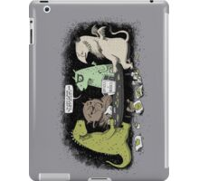 Monsters love RPGs iPad Case/Skin