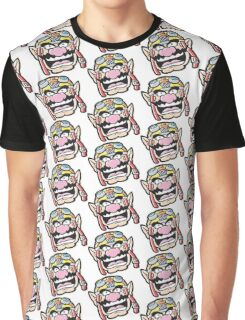 Wario TOUCHED Graphic T-Shirt