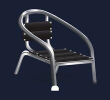 Glitch furniture chair metal coffee chair Kids Tee