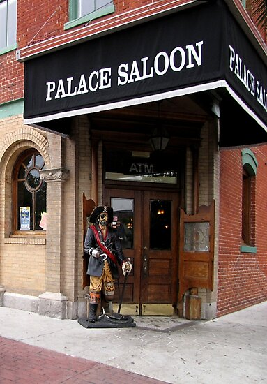 The Palace Saloon by SummerJade