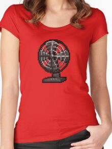 The FAN - FNAF 1 Pixel art Women's Fitted Scoop T-Shirt