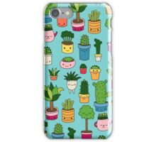Patio by Elebea iPhone Case/Skin