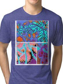 Bayou - Original Illustration Tri-blend T-Shirt