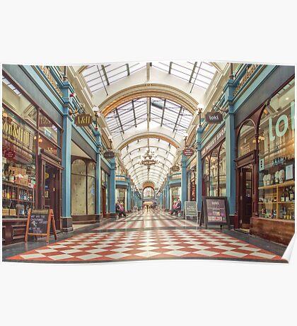 Grand Western Arcade, Birmingham Poster