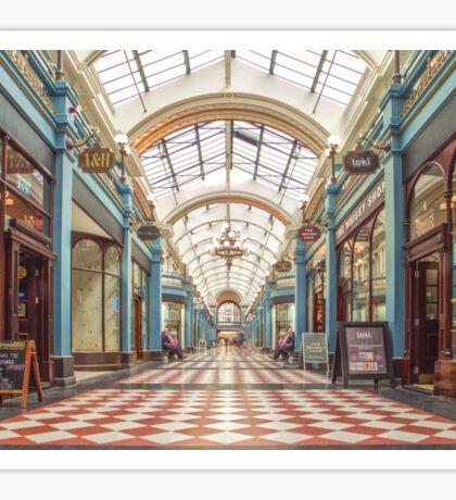 Grand Western Arcade, Birmingham Sticker