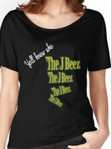Jungle Brothers - J Beez Comin' Through Women's Relaxed Fit T-Shirt