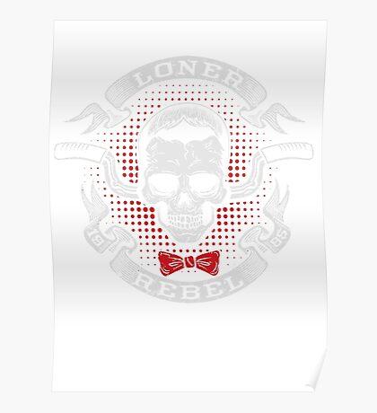 Pee Wee loner rebel Poster