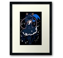 Wadanohara and the Great Blue Sea - The Sea Witch Framed Print