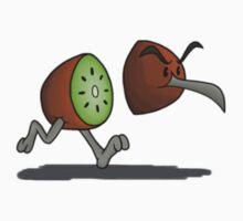 Kiwi Bird by joffeorama