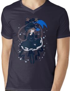 Wadanohara and the Great Blue Sea - The Sea Witch Mens V-Neck T-Shirt