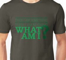 Riddle me this... Unisex T-Shirt