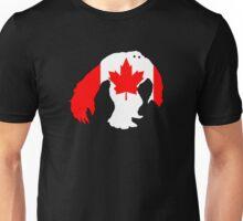 Canadian Yeti Unisex T-Shirt