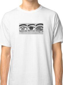 ACID EYE COMIC STRIP Classic T-Shirt
