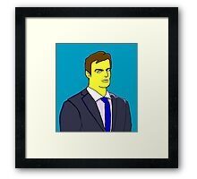 Dragons Den UK - Peter Jones Framed Print