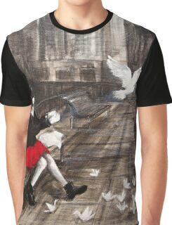 Origami Graphic T-Shirt