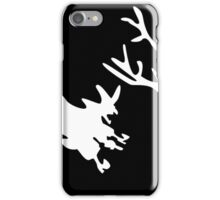 Witch Funny Halloween Shirts iPhone Case/Skin