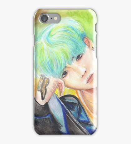 SUGA iPhone Case/Skin