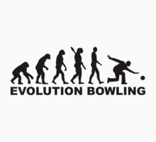 Evolution Bowling One Piece - Long Sleeve