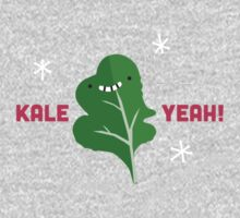 Kale Yeah! One Piece - Long Sleeve