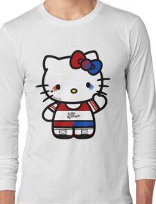 Hello Quinn Long Sleeve T-Shirt