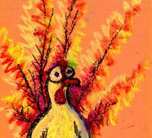 Turkey Gobble Doodle by Nalinne Jones