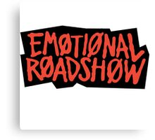 Emotional Roadshow - Twenty One Pilots  Canvas Print