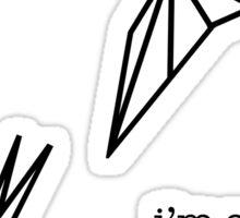 I'm a Goner - Goner (twenty one pilots) Sticker