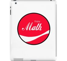 Enjoy Math iPad Case/Skin