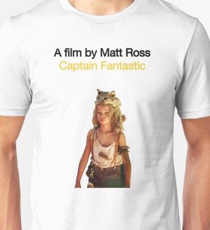 CAPTAIN FANTASTIC // MATT ROSS (2016) Unisex T-Shirt