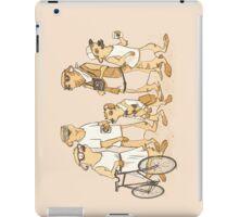 Hipster Meerkats iPad Case/Skin
