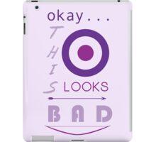 Okay... this looks bad iPad Case/Skin