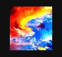 heaven sunset sunrise sky abstract Unisex T-Shirt