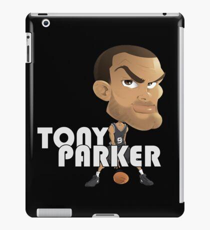Tony Parker iPad Case/Skin