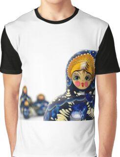 Babushka nesting dolls Graphic T-Shirt