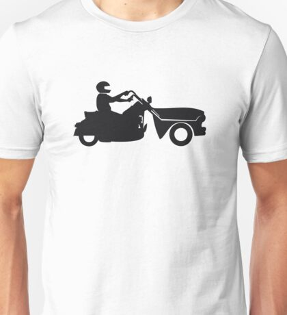 Did I ride harley Unisex T-Shirt