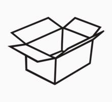 Cardboard box by Designzz