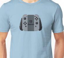 Nintendo switch controller in pixelart Unisex T-Shirt