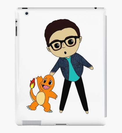 Link Neal and his buddy iPad Case/Skin
