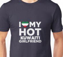 I Love My Hot Kuwaiti Girlfriend Unisex T-Shirt