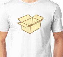 Cardboard box Unisex T-Shirt